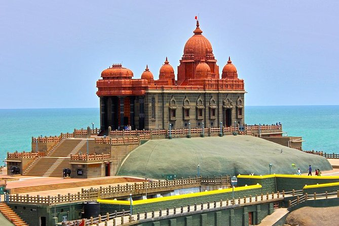 Tamil Nadu Temples Tour Package from Chennai