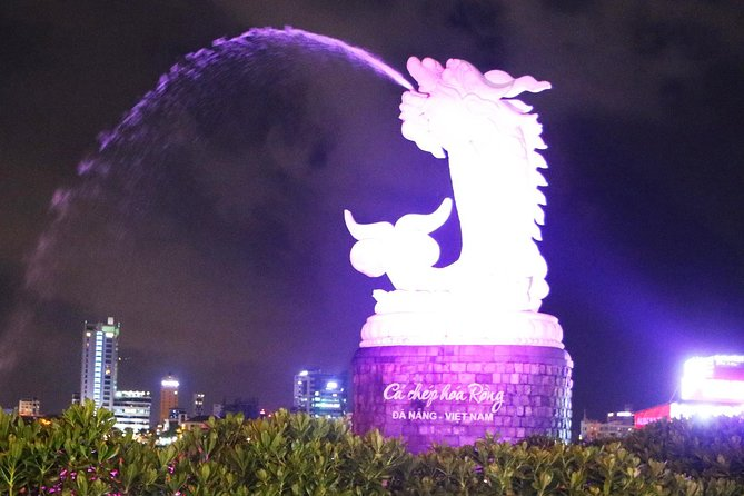 Da Nang : Enjoy Night Tour Laddy Buddha and Shopping photo 3