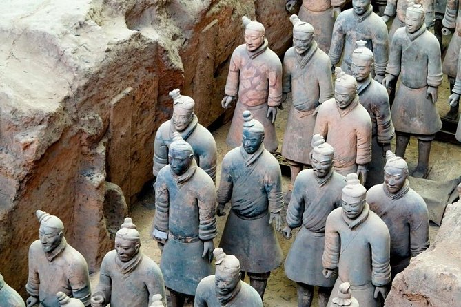 2 Days Xian Small Group Tour: Terracotta Army, Hanyangling Museum, and Xian City photo 4