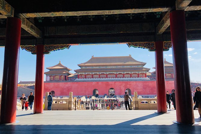 4-Hour Private Tour: Forbidden City, Tiananmen Square and Clock Museum
