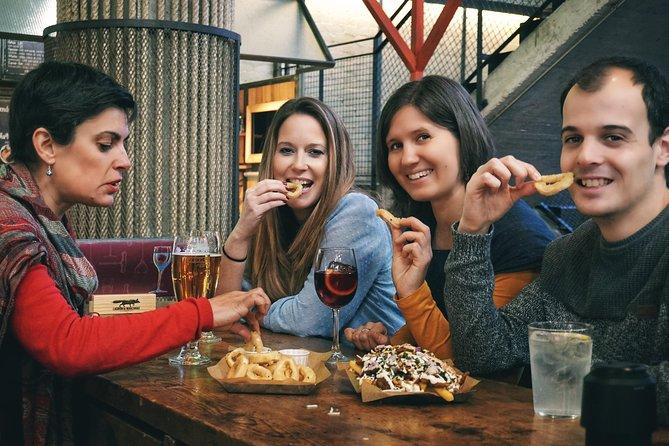 Vegan Tapas Food Tour in Madrid: small group!