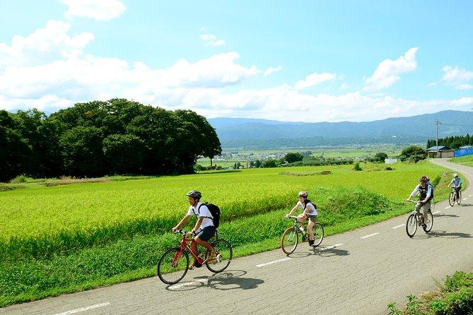 """BTF Rural Japan """"FURUSATO"""" Cycling Tour"""