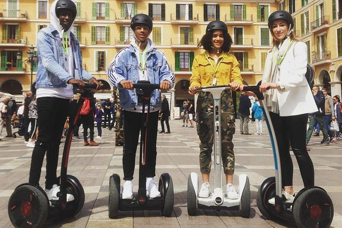 2 Hours Segway Tour in Palma de Mallorca