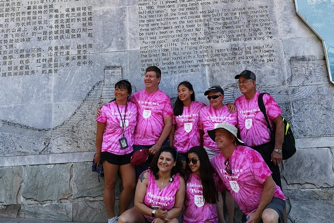 Mutianyu Great Wall Hiking Tour-No Shopping