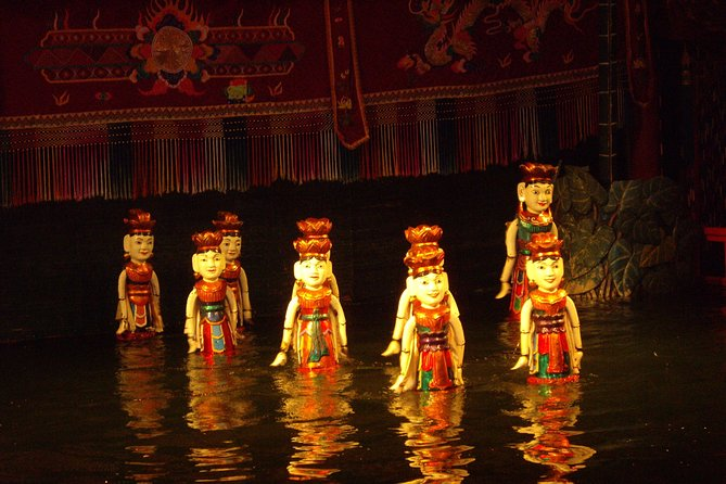 From Ha Noi : Highlight Top Site Trang An Hoa Lu-Water Puppet-Vietnamese Dinner photo 3