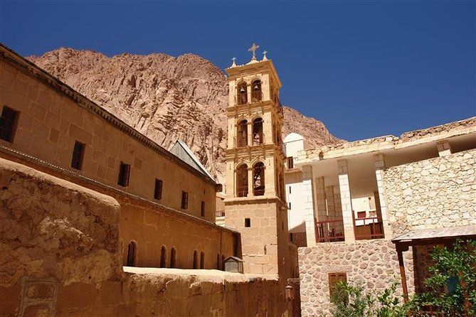 St. Cathrine Monastery & Dahab From Sharm El Sheikh