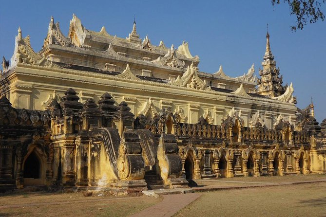 Mandalay Ancient Cities Day Tour with Myanmar Set Lunch photo 2