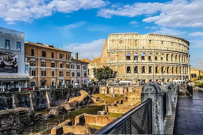Skip The Line: Colosseum, Forum & Palatine Hills Priority Entrance photo 11