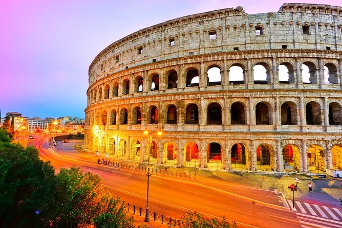 Skip The Line: Colosseum, Forum & Palatine Hills Priority Entrance photo 9