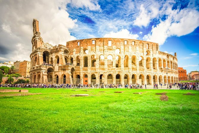 Skip The Line: Colosseum, Forum & Palatine Hills Priority Entrance photo 13