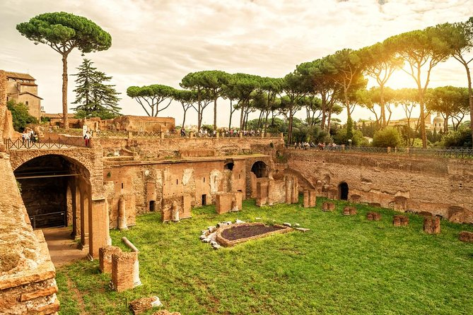 Skip The Line: Colosseum, Forum & Palatine Hills Priority Entrance photo 4