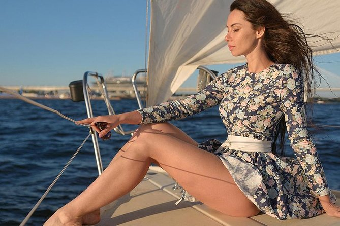 Photosession On Yacht For 1-2 People