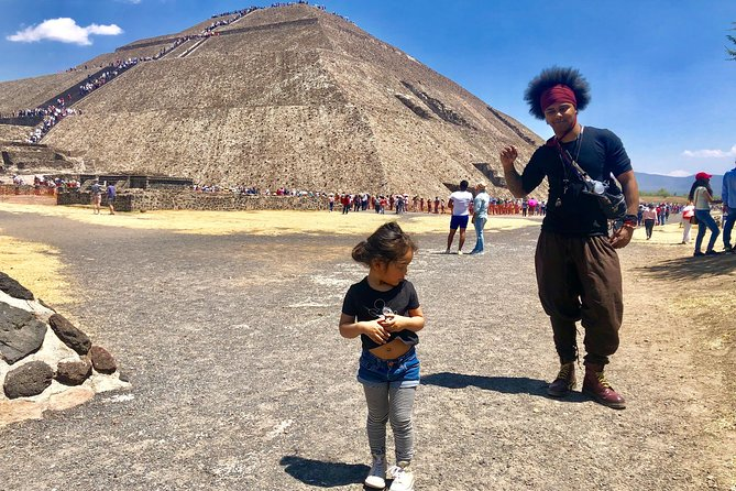Day trip to Teotihuacan and the Pyramids photo 13