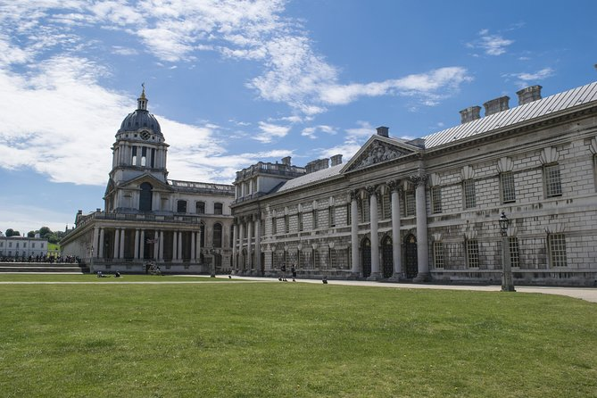Greenwich: Where Time Begins Walking Audio Tour by VoiceMap