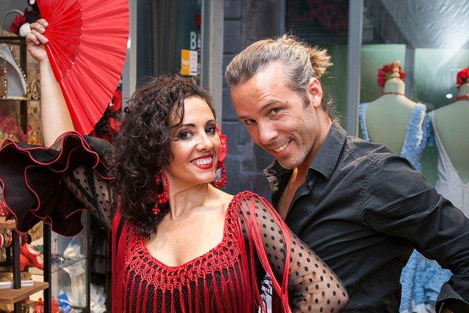Authentic Flamenco Dance Class
