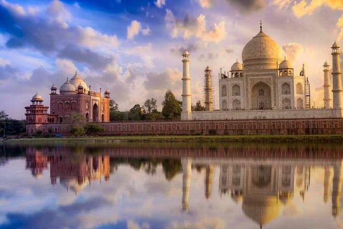 2-Days Golden Triangle Tour to Agra and Jaipur From Delhi