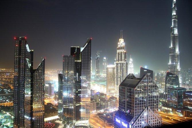 Dubai City Tour By Night With Burj Khalifa Ticket 2020