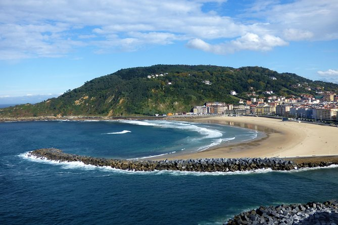 San Sebastian private sightseeing