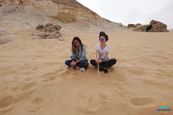 4 Days White Desert and Bahariya Oasis Tour