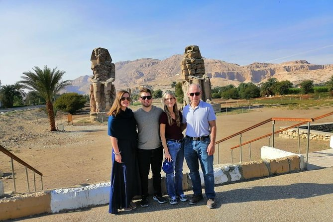 West bank of luxor guided trip