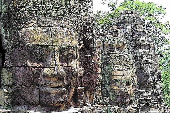2-Day Angkor Wat & Tonle Sap Tour