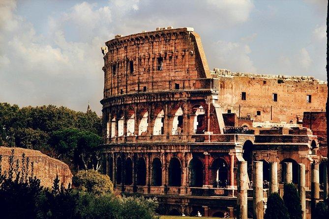 Colosseum Small Group Tour