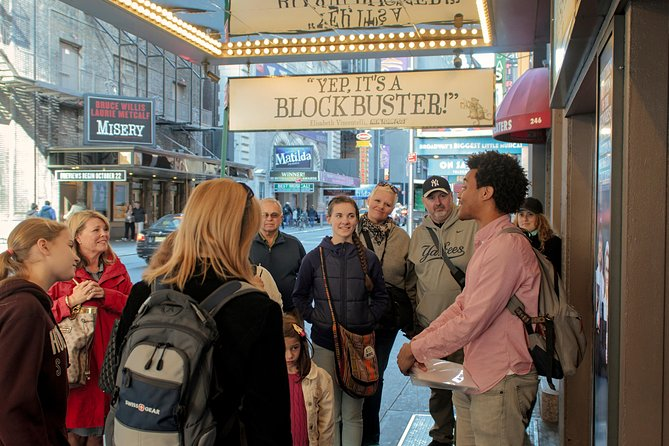 Disney on Broadway Behind-the-Scenes Walking Tour