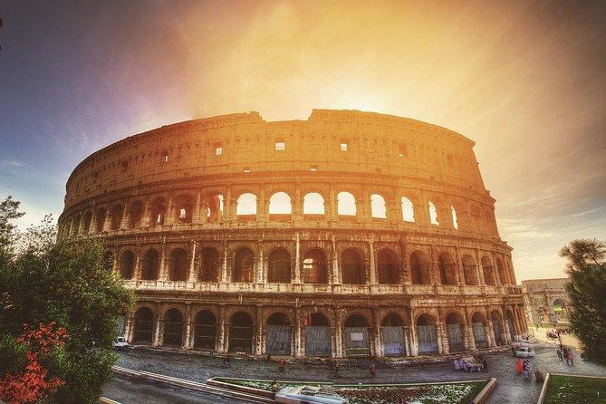 Colosseum 1 Hour Tour