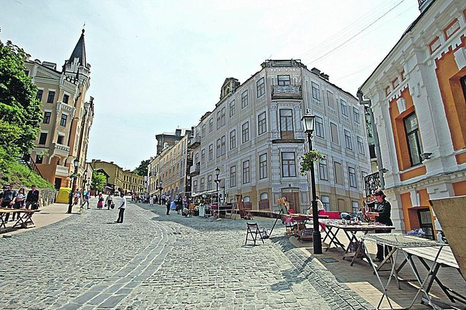 Private Tour Of Kyiv's Montmartre With Natalia photo 1