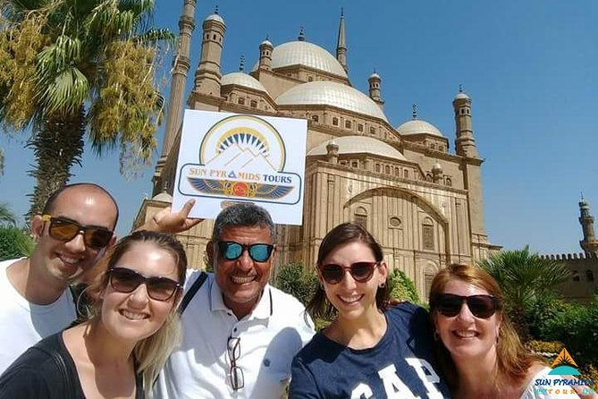 Cairo day tour to Egyptian Museum, Citadel and Khan Khalili Bazaar photo 13