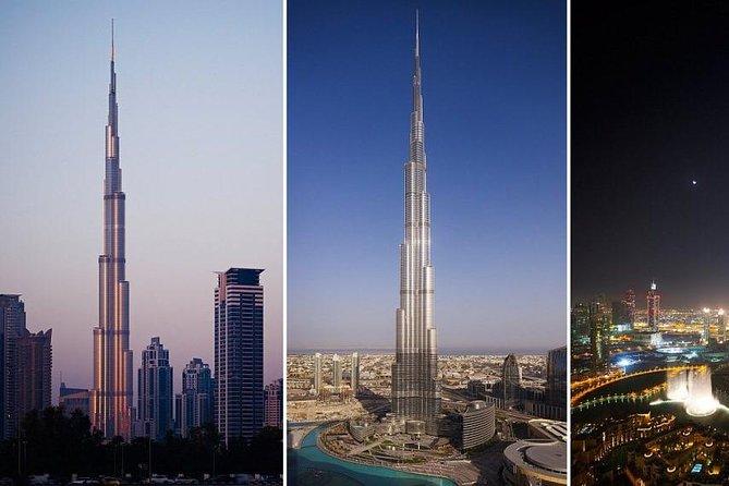 Burj Khalifa Level 124' At the TOP