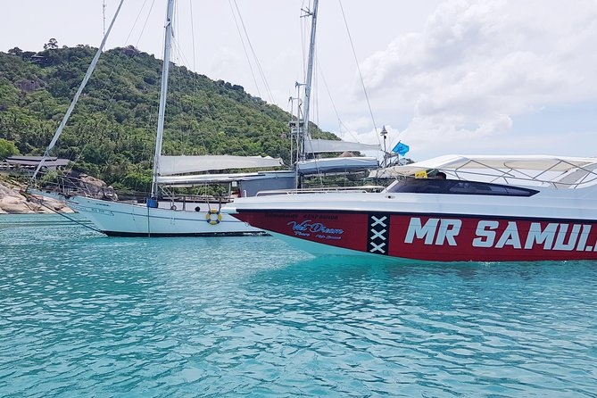 Discover the Scenic Ang-Thong National Marine Park by Private SpeedBoat