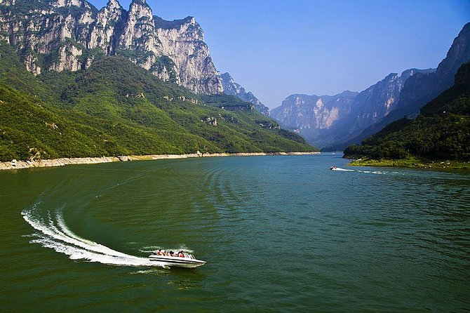 Private day tour to Yuntai Mountain and pick up from Zhengzhou city photo 2