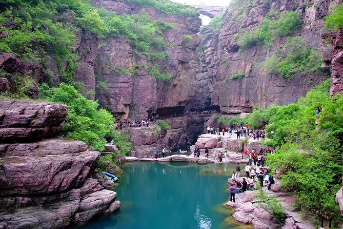Private day tour to Yuntai Mountain and pick up from Zhengzhou city photo 6