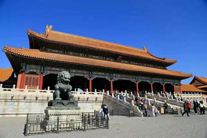 Tiananmen Square- Forbidden City, Hutong Richshaw, Temple Of Heaven Private Tour photo 4