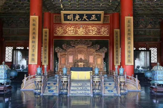 Tiananmen Square- Forbidden City, Hutong Richshaw, Temple Of Heaven Private Tour photo 7