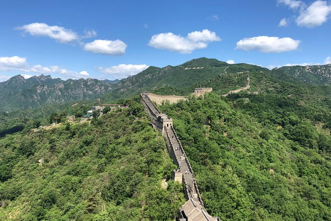 Mutianyu Great Wall Self-guide Tour with English Speaking Driver Assistant