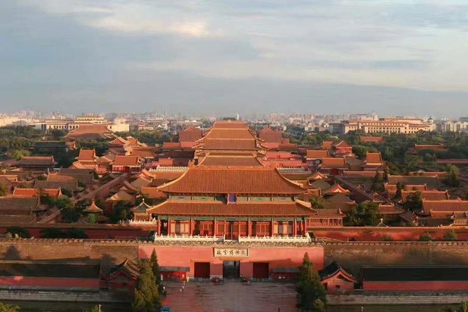 Private Layover Tour: TS- Forbidden City, Mutianyu Great Wall