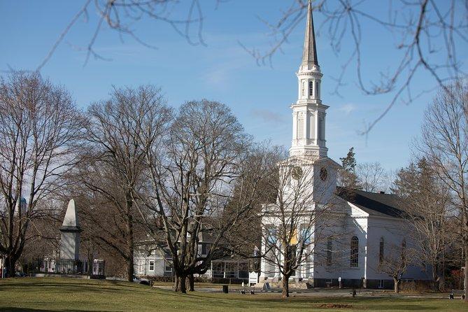 Recorrido en autobús por la historia americana: Desde Boston a Cambridge, Concord y Lexington
