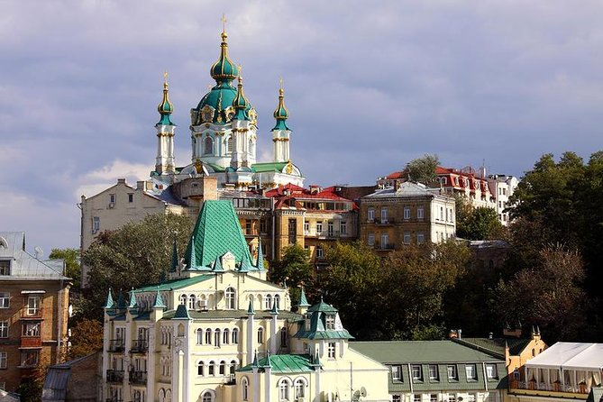 Private Tour Of Kyiv's Montmartre With Natalia photo 9