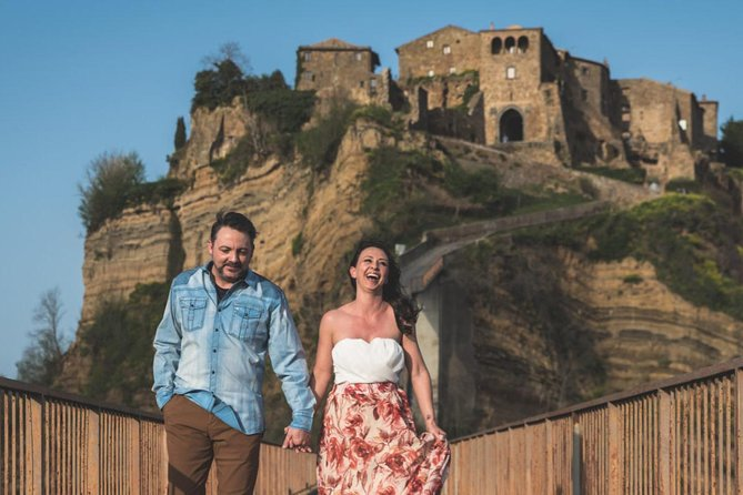 Private Photo Session with a Local Photographer in Bagnoregio
