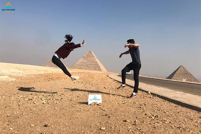Giza Pyramids, Memphis and Sakkara Tour photo 1