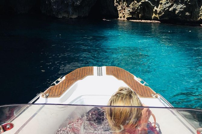 Boat Tour Experience in Apulia