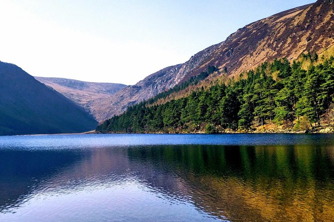 Wicklow Mountains and Glendalough Platinum Express Private Luxury Tour.