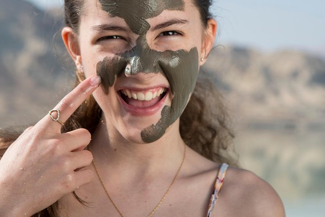 Dead Sea Experience from Tlv/Jlm
