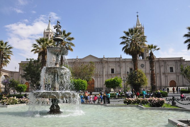 Arequipa City Tour & Santa Catalina Monastery