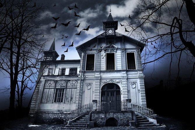 Escape Room Haunted House - Origin of Evil