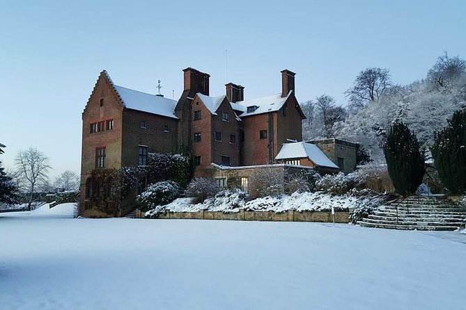 Chartwell The Home of Winston Churchill (Winter Season Grounds and Studio)