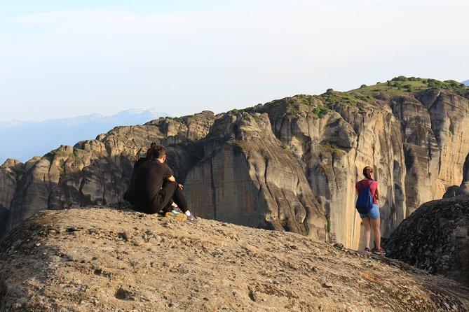 Breath-taking Meteora Sunset Tour