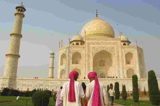 Full Day Taj Mahal & Agra Tour from Delhi by Express Train photo 6